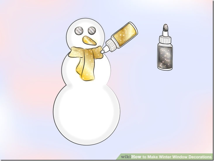 Make Winter Window Decorations v3