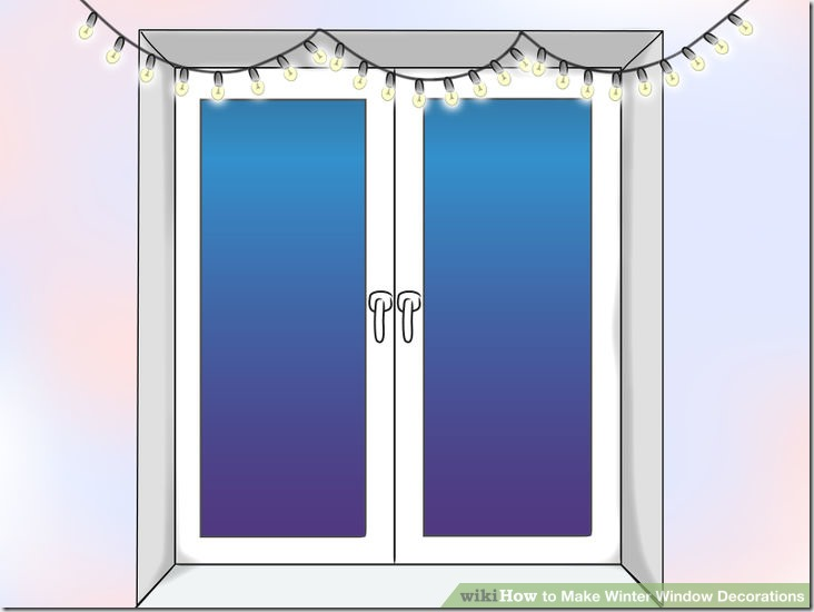 Make Winter Window Decorations v4